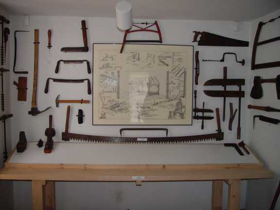 Antique Tool Collection